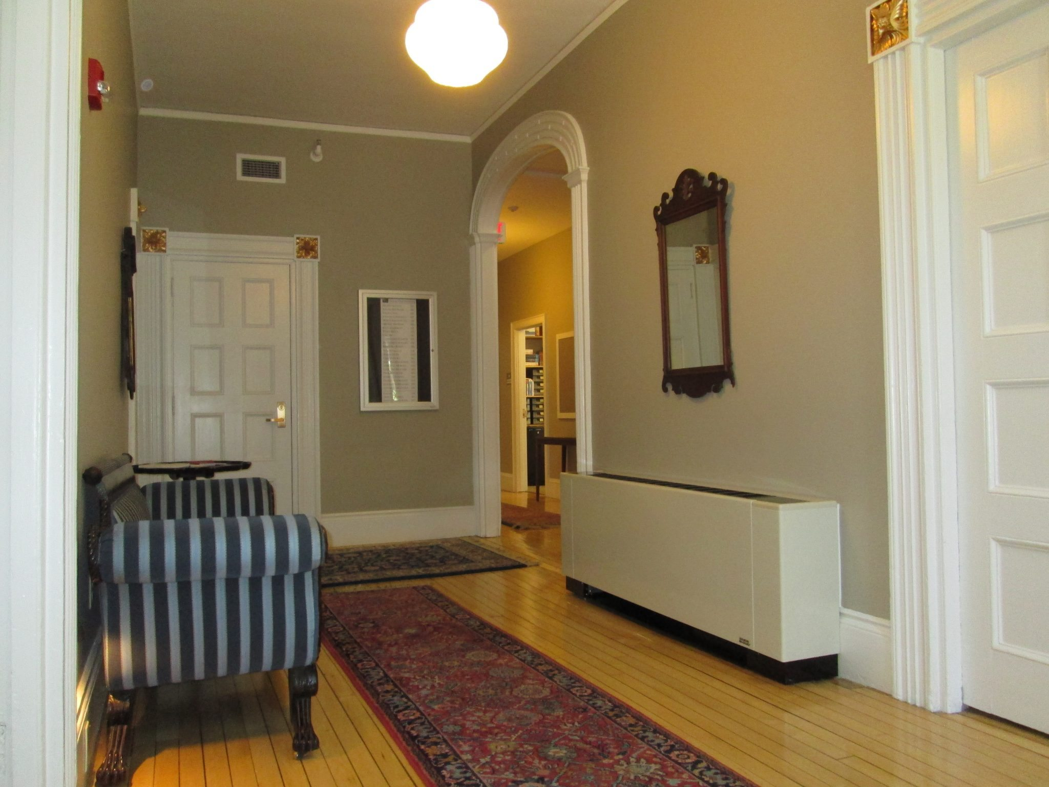 2 entry hall