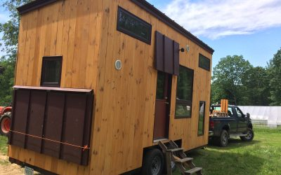 Tiny House on the Move!