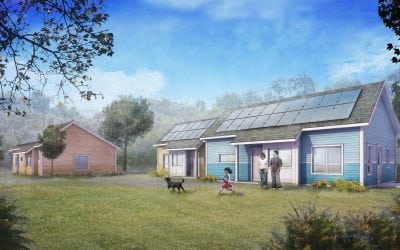 Just Big Enough  – Green Housing for ALL – Competition Submission